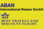 Logo zu Aban International Reisen GmbH